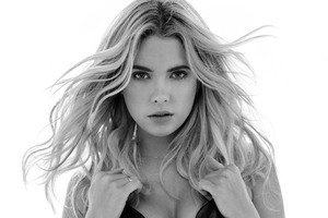 Ashley Benson Monochrome 5k