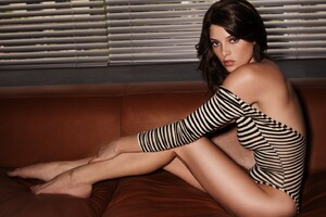 Ashley Greene Brunette