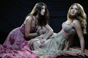 Ashley Greene In Twilight Wallpaper