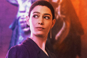 Asia Kate Dillon In John Wick Chapter 3 Parabellum 2019 8K Wallpaper