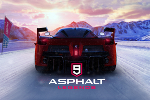 Asphalt 9 Legends 4k Wallpaper