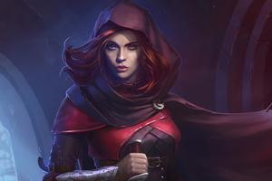 Assassin Illustration