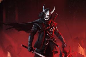 Assassin Oni Ghost Of Tsushima Legends 4k