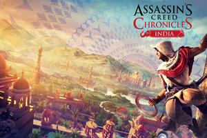 Assassins Creed 1 Wallpaper