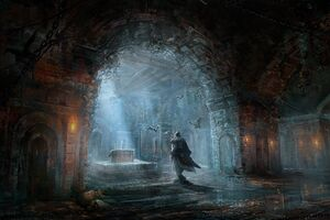 Assassins Creed Brotherhood Concept Art