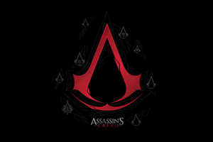 Assassins Creed Game Art 4k
