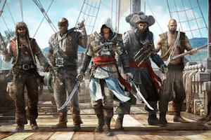 Assassins Creed IV Black Flag 5k