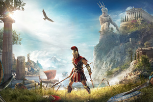 Assassins Creed Odyssey 2018 4k