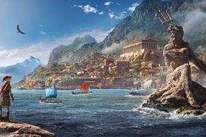 Assassins Creed Odyssey 8k Wallpaper