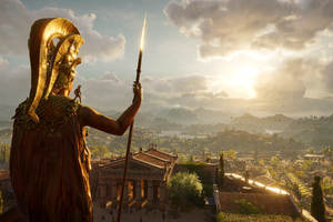 Assassins Creed Odyssey E3 2018 4k
