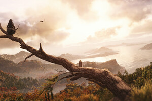 Assassins Creed Odyssey Into The Wild 5k Wallpaper