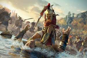 Assassins Creed Odyssey War 4k