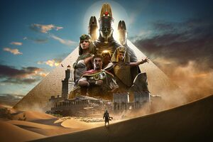 Assassins Creed Origins 8k