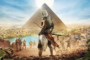 Assassins Creed Origins Bayek 4k Wallpaper
