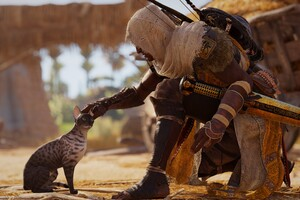 Assassins Creed Origins Bayek Of Siwa 5k
