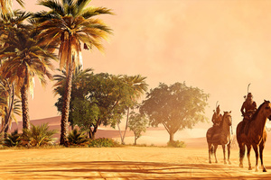 Assassins Creed Origins Video Game 2018 4k