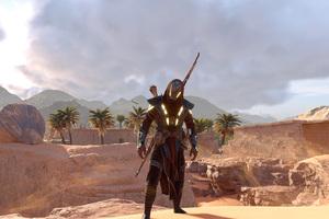 Assassins Creed Origins Video Game 4k
