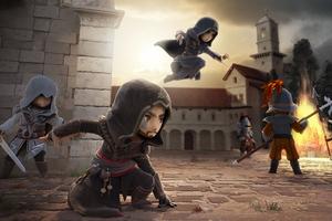 Assassins Creed Rebellion 4k