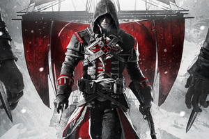 Assassins Creed Rogue Remastered Wallpaper