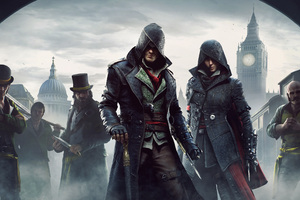 Assassins Creed Syndicate 10k Wallpaper