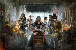 Assassins Creed Syndicate Game 2 Wallpaper