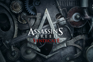 Assassins Creed Syndicate Logo Wallpaper