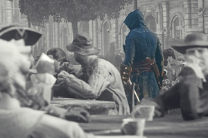 Assassins Creed Unity 5k