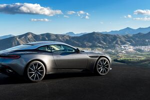 Aston Martin 8k Wallpaper