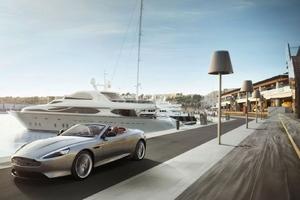 Aston Martin Convertible Wallpaper