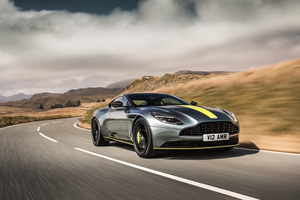 Aston Martin DB11 AMR Signature Edition 2018