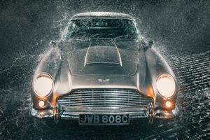 Aston Martin Db5 5k