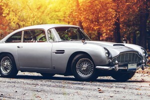 Aston Martin DB5 HD