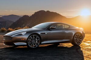 Aston Martin Db9 Wallpaper