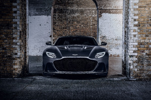 Aston Martin Dbs Superleggera 007 Edition 5k Wallpaper