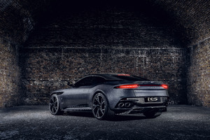 Aston Martin Dbs Superleggera 007 Edition Wallpaper