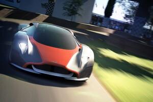 Aston Martin Dp 100 Vision Gran Turismo Concept Car
