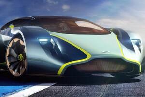 Aston Martin Dp 100 Vision Gran Turismo