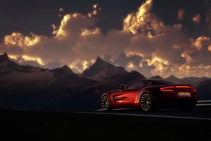 Aston Martin One 77 Gran Turismo 6