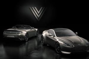 Aston Martin V12 Vantage V600 Aston Martin V12 Vantage V600 Roadster