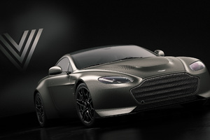 Aston Martin V12 Vantage V600 Wallpaper
