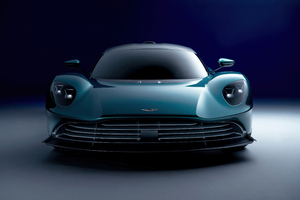 Aston Martin Valhalla 2022 Wallpaper