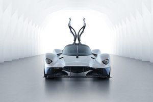 Aston Martin Valkyrie Wallpaper