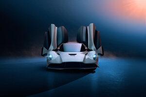 Aston Martin Vanquish Front View