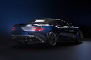 Aston Martin Vanquish S Volante Tom Brady Signature Edition 2018