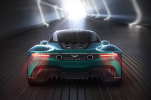 Aston Martin Vanquish Vision Concept 2019 New Wallpaper
