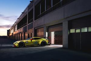 Aston Martin Vantage GTE 2019 5k