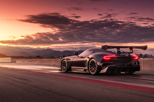 Aston Martin Vulcan 8k