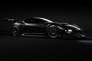 Aston Martin Vulcan CGI