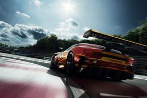 Aston Martin Vulcan Racing Wallpaper