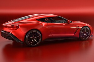 Aston Martin Zagato Wallpaper